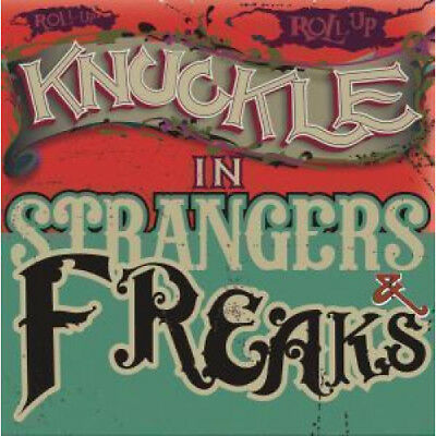 "KNUCKLE Strangers And Freaks 12"" VINYL UK Knuckle 2017 6 Track EP In Picture"