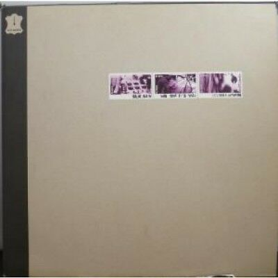 """SILK SAW This Time It's War 12"""" VINYL Hymen 1998 7 Track With Insert And Label"""