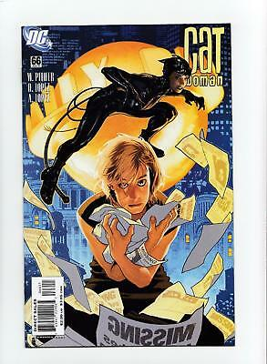 Catwoman #66 Adam Hughes Cover (DC 2007) NEAR MINT+