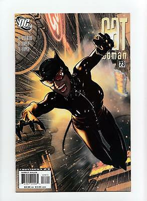 Catwoman #73 Adam Hughes Cover (DC 2008) NEAR MINT+