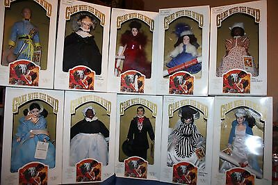 10 Gone with the Wind Dolls