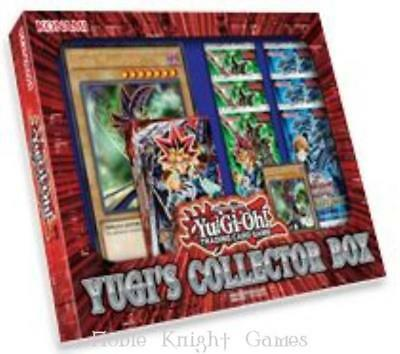 Konami YGO Deck Yugi's Collector Box (Case - 12 Boxes) CCG MINT