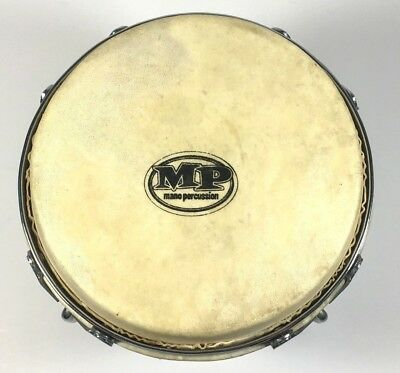MANO PERCUSSION MP 1778 Bongo 8 in Musical Instrument Natural Color 1 Piece