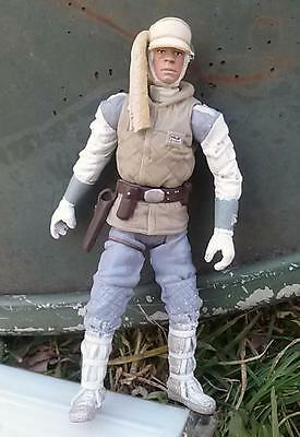 2003 Hasbro Star Wars ESB Hoth Attack Luke Skywalker Action Figure