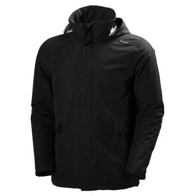 HELLY HANSEN Veste Royan Insulated Homme Noir