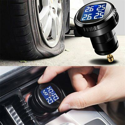 Steelmate TP-74P Professional Tire Pressure Monitor System LCD Display GS