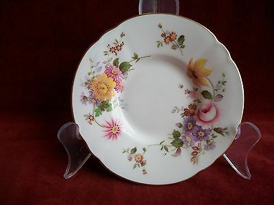 DERBY POSIES - SMALL ROUND DISH ( England  )