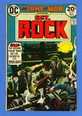 Our Army At War #263 – Dc Comics (1973) – Sgt. Rock – 9.2 Or Better – Nm!
