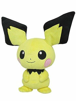 Pokemon ALL STAR COLLECTION Pichu 21cm Plüsch (Japan Import)
