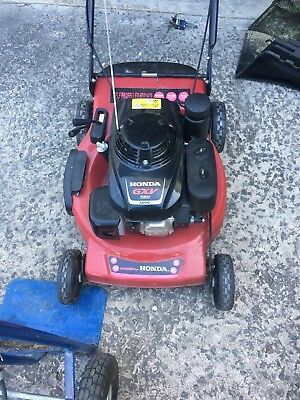 "self propelled 21"" mower (Black Eagle)"