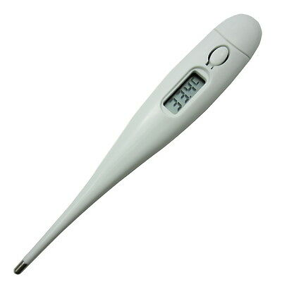 Baby Child Adult Body Digital LCD Heating Thermometer Temperature Measurement GX