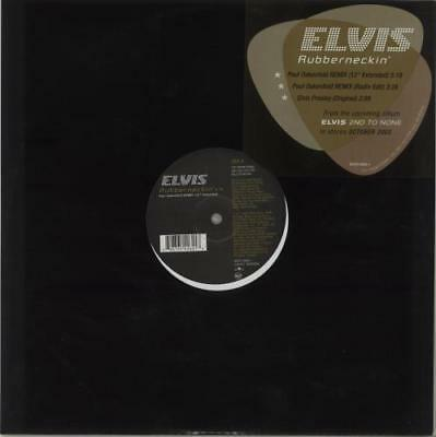 "Elvis Presley Rubberneckin' - Paul... 12""  record (Maxi) UK promo"