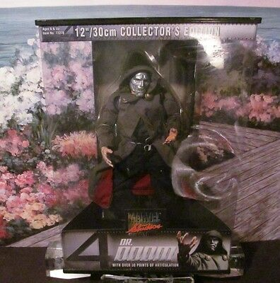 New Marvel Studios Dr. Doom Collector's Edition Over 30 Points Of Articulation