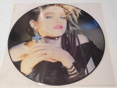 MADONNA - Holiday Maxi Vinyl 12' Picture Disc