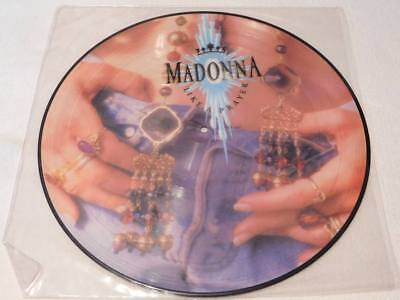 MADONNA - Like a Prayer LP Vinyl Picture Disc