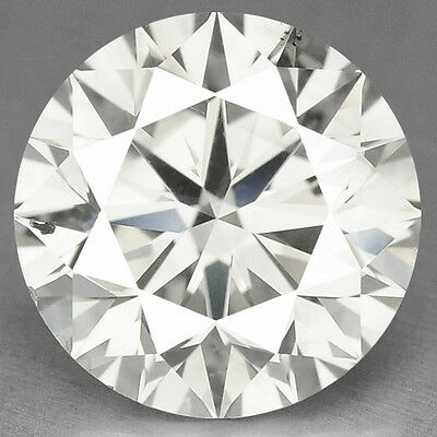 1.02 Cts FANCY RARE SPARKLING WHITE COLOR NATURAL LOOSE DIAMONDS-SI2