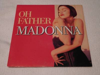 "MADONNA - 7"" Vinyl Single - Oh Father"