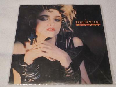"MADONNA - 7"" Vinyl Single - Holiday ITALY RARE!"