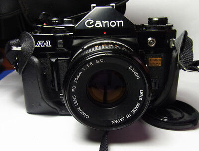 Canon A1 super kit