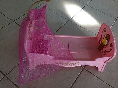 dolls cot bed (baby born)