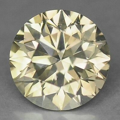 1.00 Cts EXCELLENT RARE YELLOWISH GREEN COLOR NATURAL LOOSE DIAMONDS- VS2