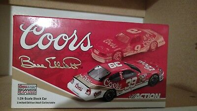 1/24 Scale #39 Coors Limited Edition Bill Elliott Car by ACTION