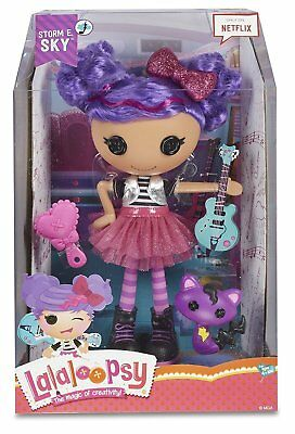 LALALOOPSY Entertainment Large Storm E Doll Figure *NEW*
