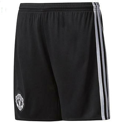 Manchester United Away Shorts 17-18 Size Small