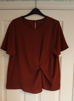 marks and spencer top size 18 **NEW**