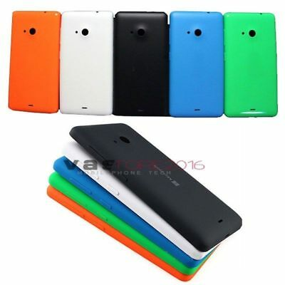 New For Microsoft NOKIA Lumia 535 Housing Battery Back Cover Shell Case