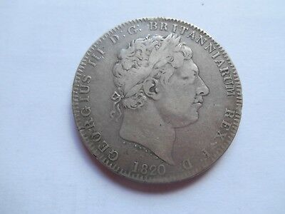 George III - Crown - 1820 LX