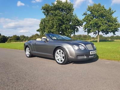 2008 Bentley Continental 6.0 GTC Convertible 2dr Petrol Automatic (410