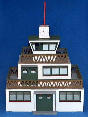 Vintage Control Centre 1:32 Scale Kit - for Scalextric/Other Static Layouts