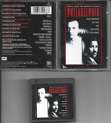 Philadelphia - Music From The Motion Picture (Minidisc)