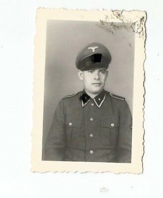 photo Wechmacht WW2 , sous-officier XX ELITE , 3°PZDI .