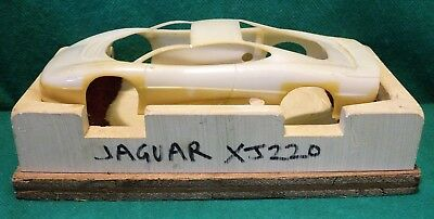 Vintage 1990s Scalextric XJ220 Old Margate Production Line Assembly Build Mould