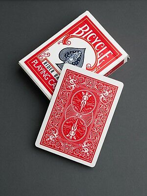 A FANTASTIC LONG CARD, a Bicycle card