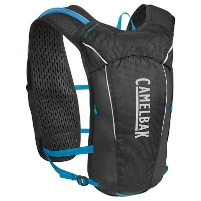 Camelbak Circuit Vest 3.5 Liters Black   Atomic Blue