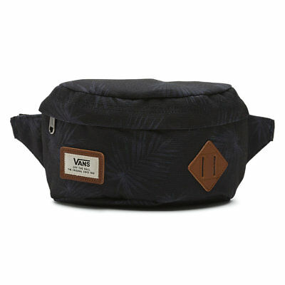 Vans Aliso Hip Pack One Size Tonal Palm