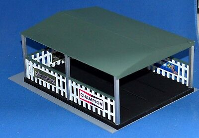 Vintage F1 Paddock 1:32 Scale Kit - for Scalextric/Other Static Layouts