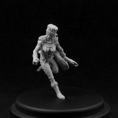ANOTHER WORLD GRUSHA queen ice sexy female russian warrior no warhammer kislev