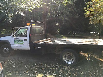 2000 Chevrolet Other Pickups  Flatbed truck