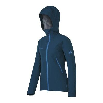 Mammut Ridge Hs Hooded Chaquetas funda