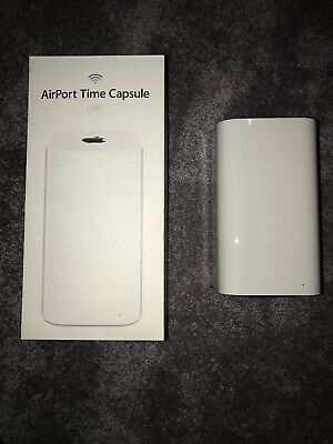 Apple AirPort Time Capsule 2TB Wireless External Hard Drive - RRP £299