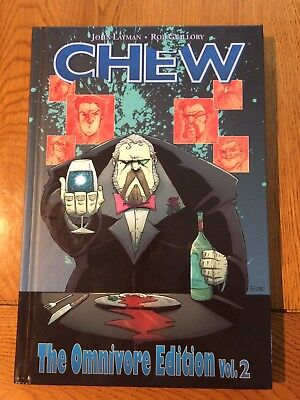 Chew: Omnivore Edition Vol 2