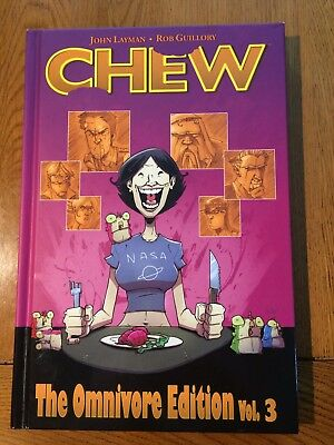Chew: Omnivore Edition Vol 3