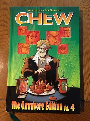 Chew: Omnivore Edition Vol 4