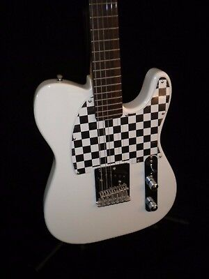 Squier AVRIL LAVIGNE Artist Series Esquire - CUSTOM BUILD