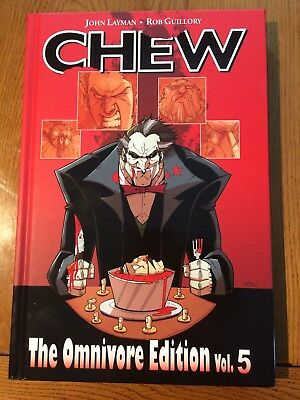 Chew: Omnivore Edition Vol 5