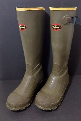 """LaCrosse Burly Classic Hunting Boots - 18"""", Size 6"""